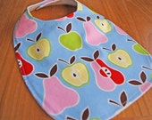 CLEARANCE SALE - Blue Pear Eco Collection Baby/Toddler Bib