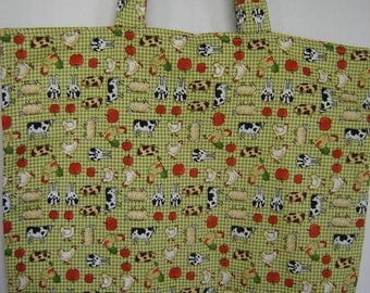animal bag etsy