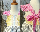 Whimsy Couture Tutorial -- Straps/Sleeves -- Addition To Several Of My Patterns PDF Instant