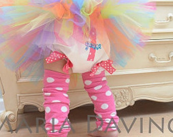 Baby Girl Bloomers - Girl Diaper Cover - Tutu Outfit Diaper Cover - Birthday Outfit