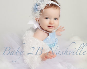 Custom Winter wonderland set for Vanessa in pink and white