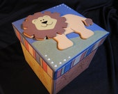 Photo Box - Zoo Babies (Lion)