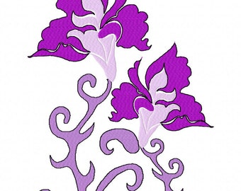 Machine Embroidery Design from Letzrock  2440