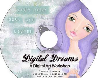 Digital Dreams - Art Workshop
