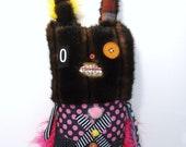 Handmade Art Doll ( Monster Muddle Pie)