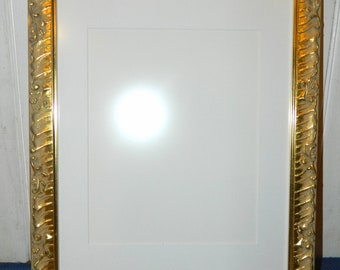 Fancy Gold Picture Frame 11 x 14  -  Ready to Ship