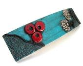 An Elegant Ottoman Style Carnations Barrette...