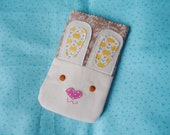 Bunny cell phone Case fabric
