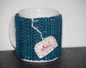 Reserved - Chai Mug Cozy