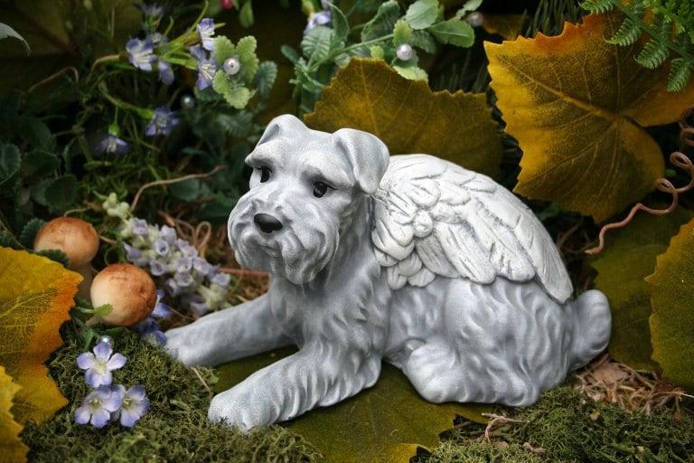 Dog Garden Statues