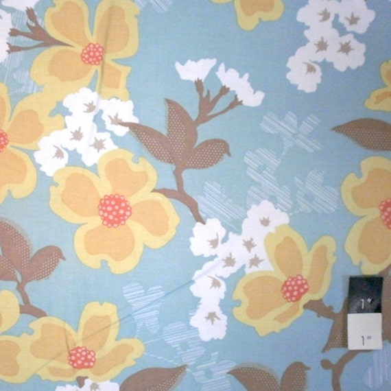 Private Listing for AdelaidesBoutiqueLLC  Joel Dewberry JD31 Modern Meadow Dogwood Bloom Sunglow