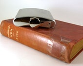 Vintage Book Box with Flask - Marked Men