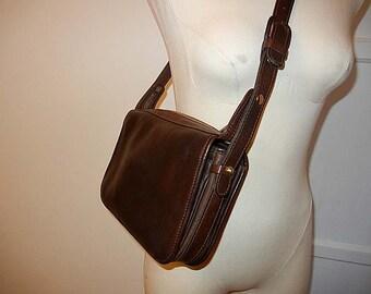 70s purse / Vintage 1970's Bonnie Cashin Legacy Lining Bag / Vintage Purse