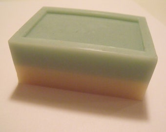 Green Apple Goats Milk Soap