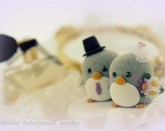penguin cake topper---Special Edition (K204)