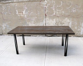 Ceruse Dining Table