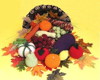 CORNUCOPIA PDF Crochet pattern