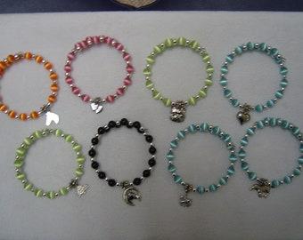 Kids Adjustable Wrap Bracelet