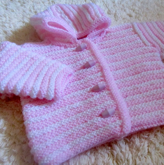 Perfectly Pink Baby Hoodie