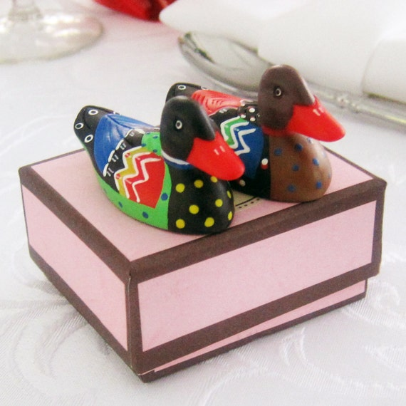 Wedding Gifts For Korean Parents : Korean Wedding Ducks Refrigerator Magnet 2.5in by taeyeon on Etsy