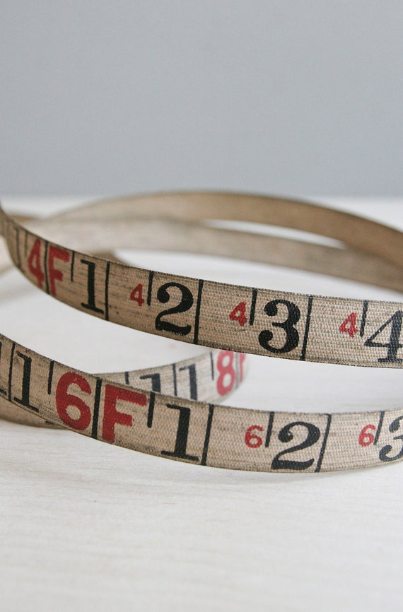 vintage linen tape / by the foot