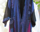 Royal Blue Cardigan  Jacket