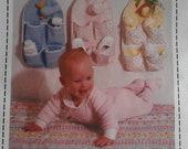 Nursery organizer pattern - wall hanging - kitty - bunny or dog