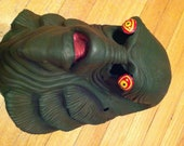 Creature from the black lagoon costume with mask