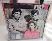Pretty In Pink Vinyl Record Album Tote