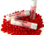 DISCONTINUED 50% OFF - Fire Ant - red hot cinnamon - Shea Lip Butter