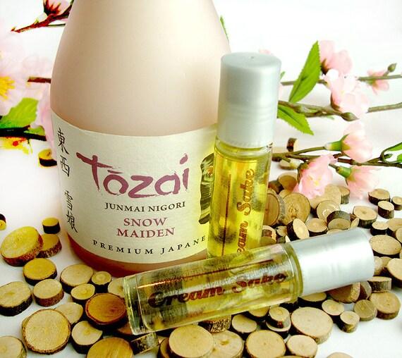 Cream Sake - Perfume Oil