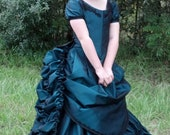 "Custom reproduction ""Claudia"" from Interview with the Vampire gown by Darkspectre"