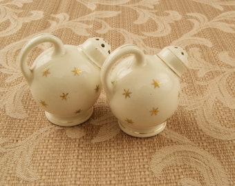 Pair of Vintage Salt and Pepper Made in Japan