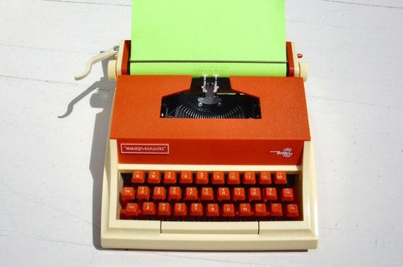 Vintage Buddy L Easy-Touch Toy Typewriter
