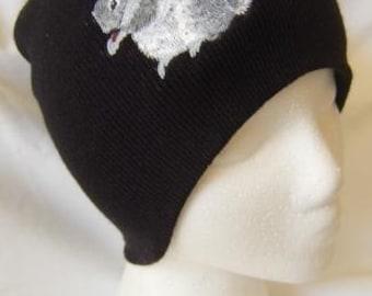Squirrel Beanie Skull Cap Hat