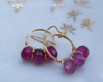Cute Berries Earrings