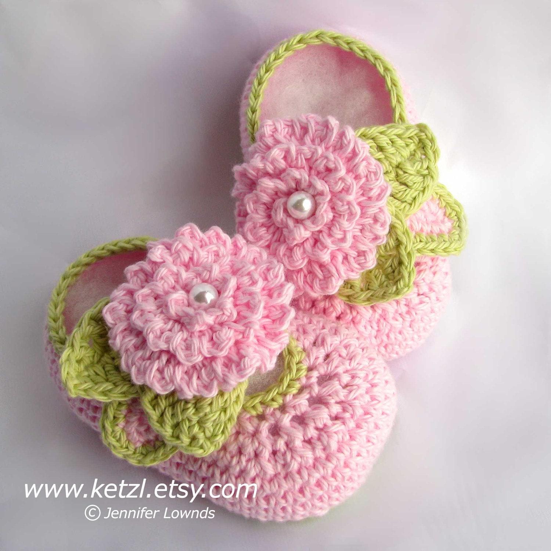 Crochet Baby Patterns Baby Booties Crocheted Booties Shoe