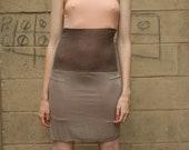 SALE Fall Fashion Skirt Wool Cotton Skirt Autumn Fashion Ready to Ship