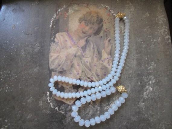 Necklace- bracelet- earrings set , Bride- Bridesmaid Necklace, bridal bracelet, wedding moonstone bead set . Summer-beach wedding