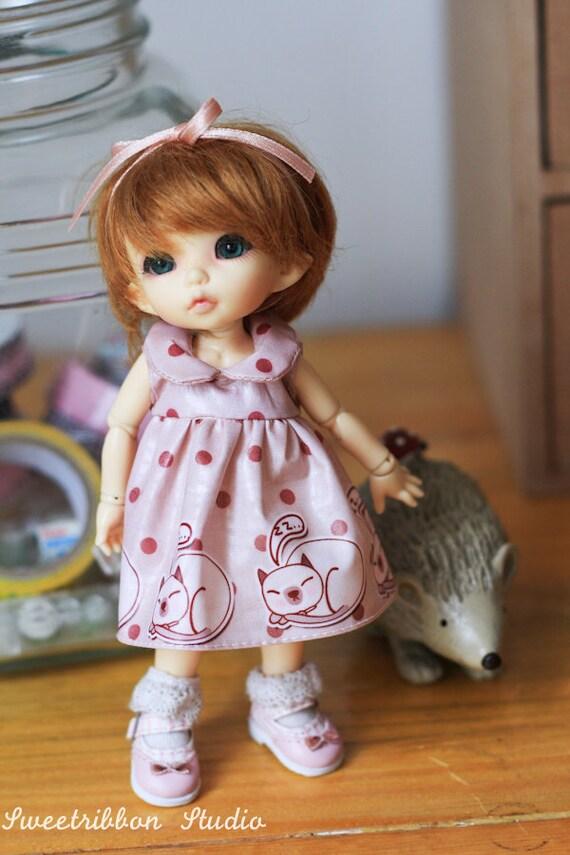 I love my cat dress - special design by pumuq