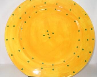 SALE! Rimmed Serving Platter (Sale 50%off, Coupon Code: SALE50)