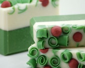 Enchanted Apple Soap Handmade Cold Process, Vegan Friendly
