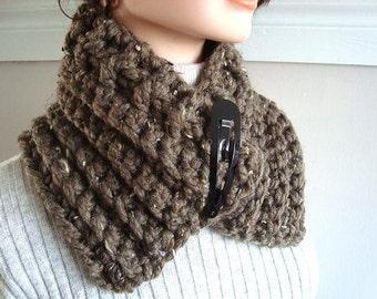 CROCHET PATTERN scarf - cowl-scarf-headband-headwrap, wear it 3 ways, one size fits all, num.516, easy crochet
