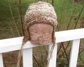 Camel Speckled Hawk Bjork Hat