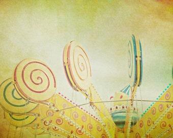 BUY 2 GET 1 FREE Carnival Photography, Carnival Ride, Carnival Art, Nursery Decor, Home Decor, Wall Decor, Toronto Photo, Toronto cne