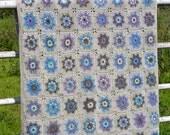 Mabel Crochet Blanket - PDF CROCHET PATTERN