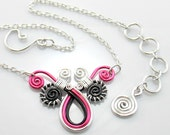 Looped Adjustable Necklace