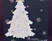 Handmade Card - A Merry Christmas to You