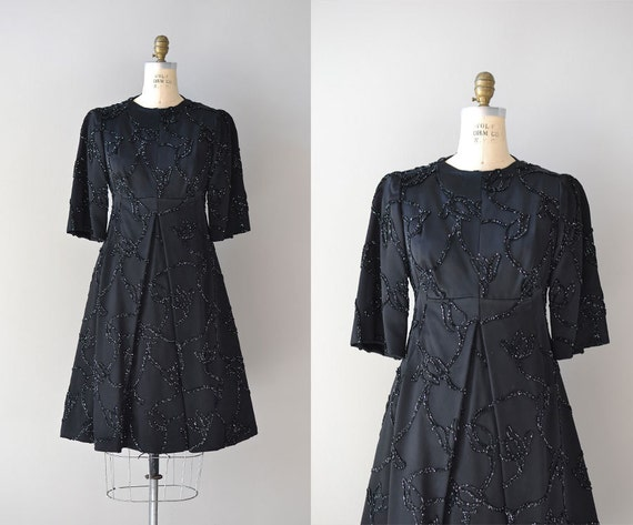 S A L E ...1960s dress / 60s party dress / Addressed to the Moon