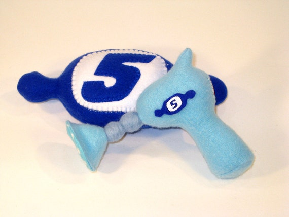 Space Channel 5 - Ulala accessories - SEGA inspired plush